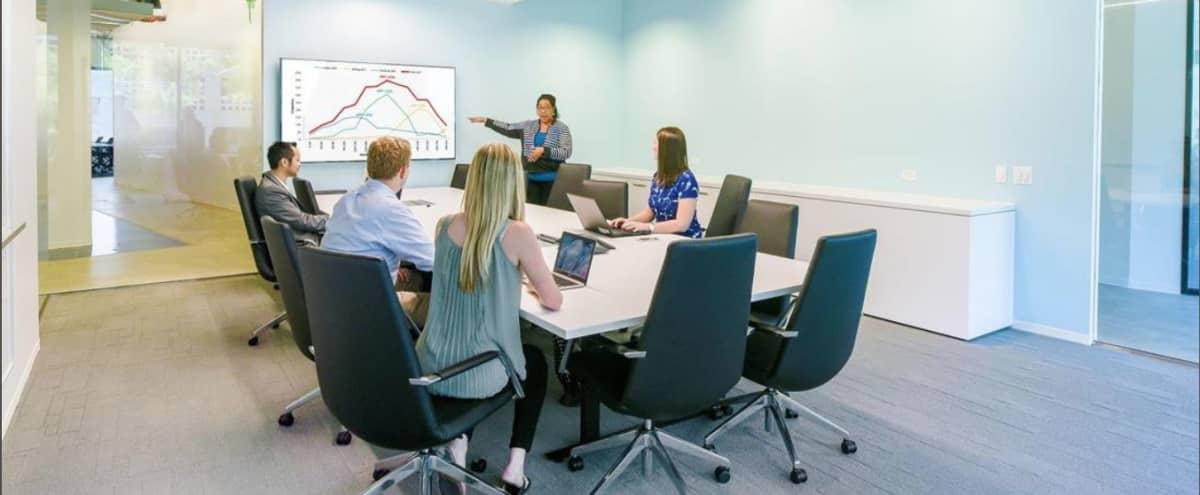 Spacious Meeting Room - 14 People in Houston Hero Image in Briarforest, Houston, TX