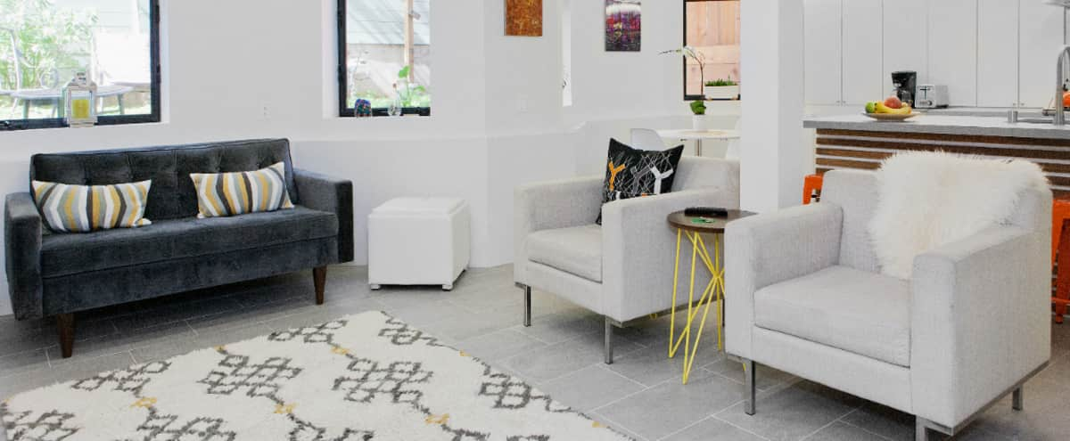 Private Modern Mission Getaway with great Courtyard in San Francisco Hero Image in Mission Dolores, San Francisco, CA
