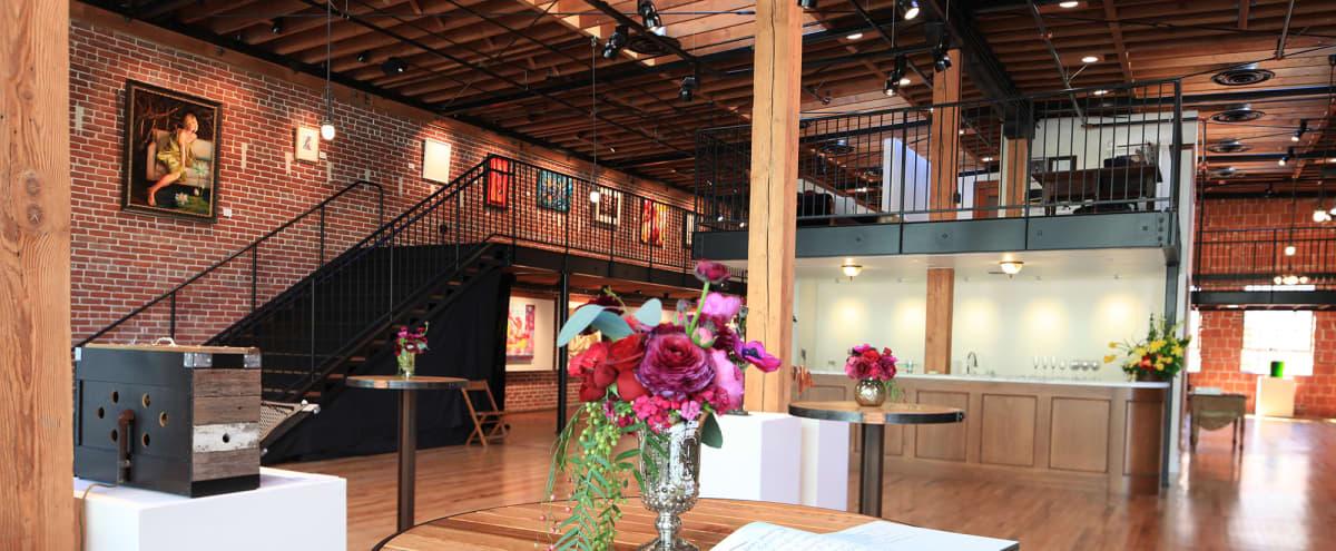 Historic Gaslamp Art Gallery Venue in San Diego Hero Image in Gaslamp Quarter, San Diego, CA