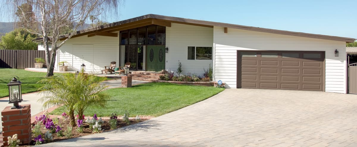 Midcentury Ranch Home with Stables in Thousand Oaks Hero Image in undefined, Thousand Oaks, CA