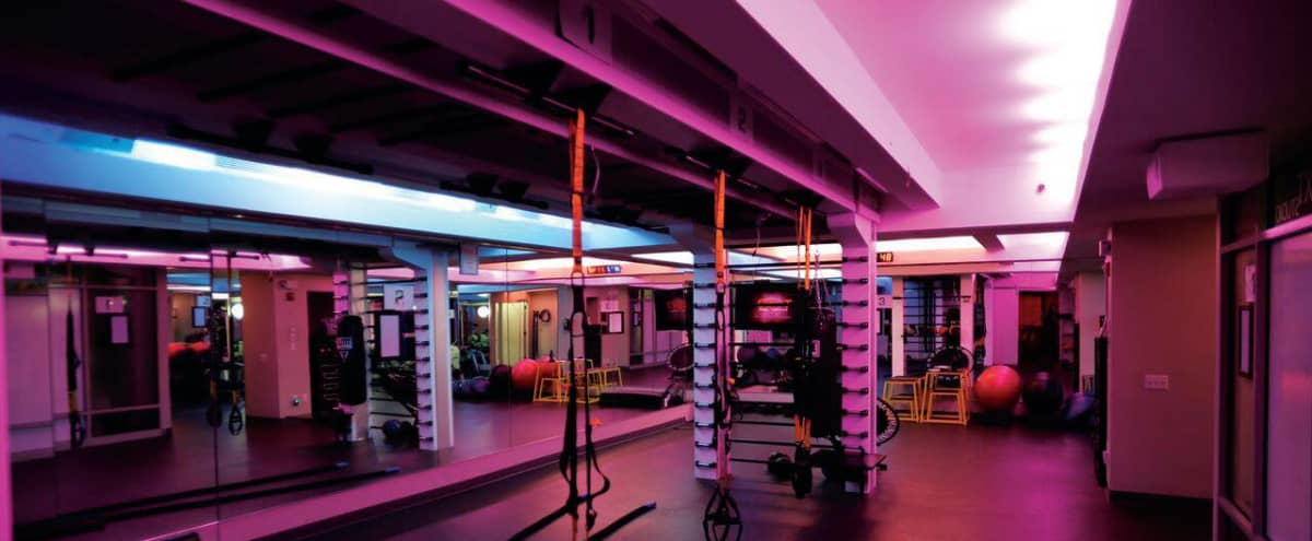 Boutique Fitness Studio in Lower Manhattan in New York Hero Image in Financial District, New York, NY