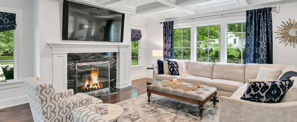 Brand New & Sophisticated Home in Greenwich in GREENWICH Hero Image in undefined, GREENWICH, CT