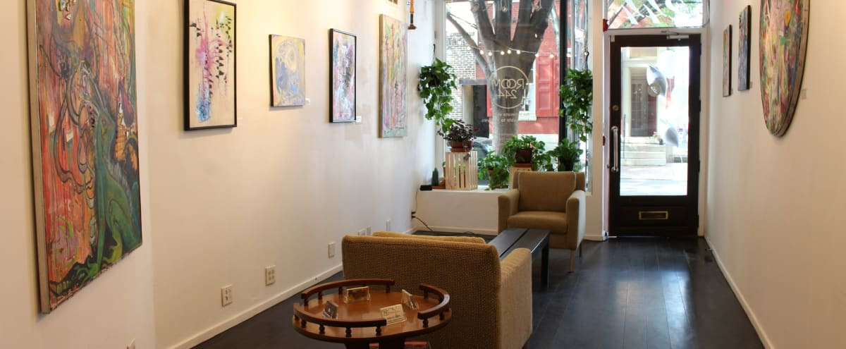 Intimate Creative Space in Old City Customized to Suit You in Philadelphia Hero Image in Center City East, Philadelphia, PA
