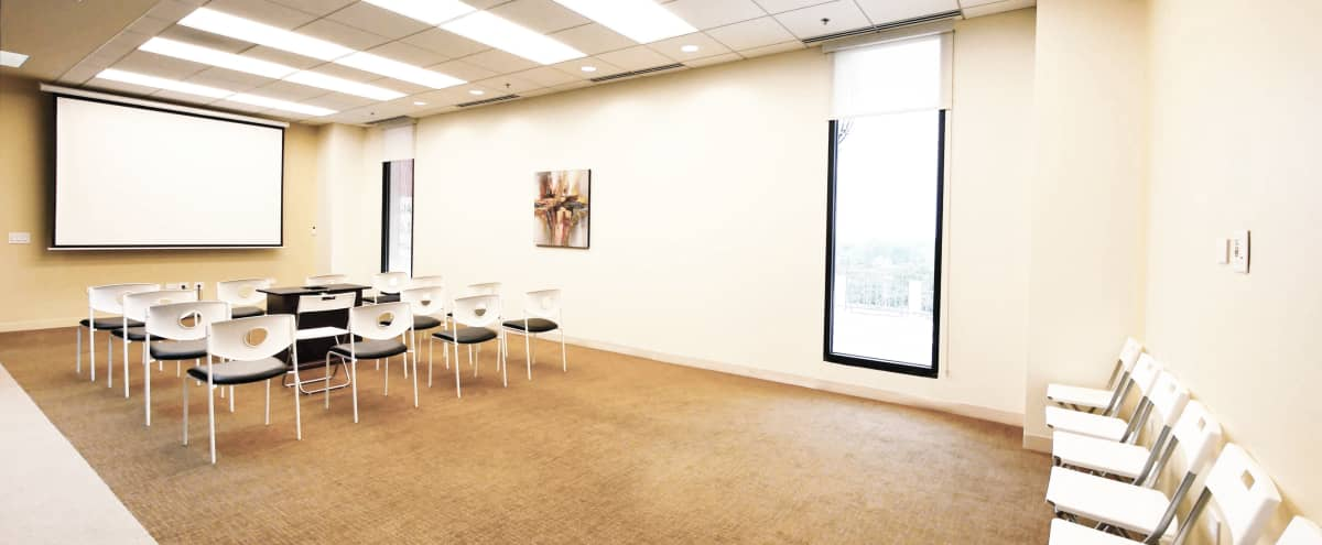 Penhouse Meeting Room (Up to 80) in Rolling Meadows Hero Image in undefined, Rolling Meadows, IL