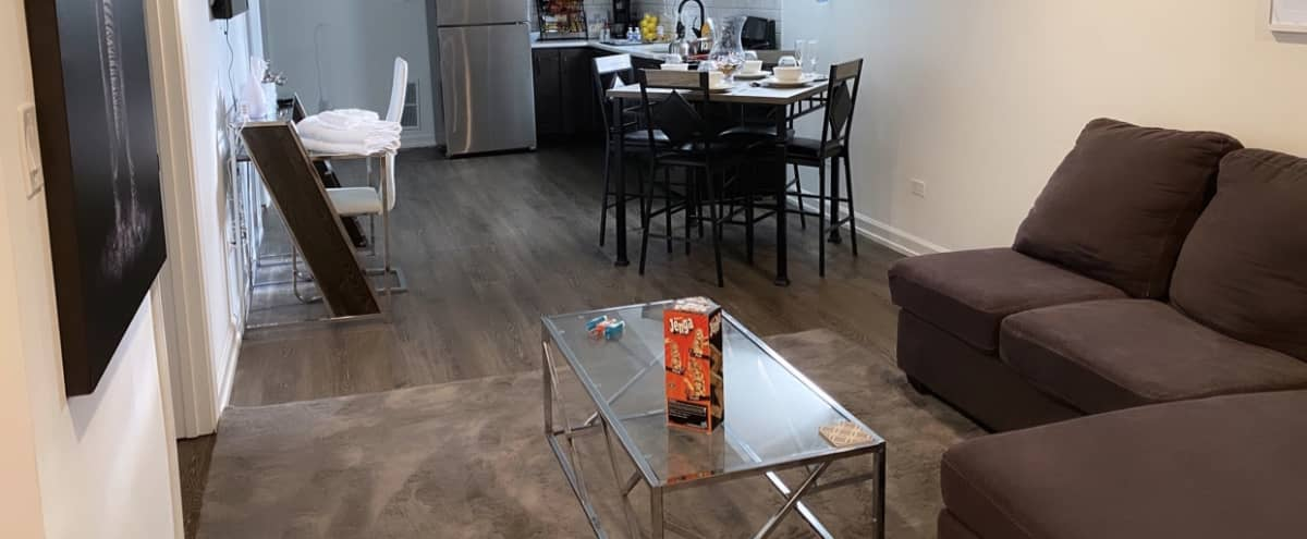 Beautiful North Side Apartment Near Downtown in Chicago Hero Image in West Town, Chicago, IL