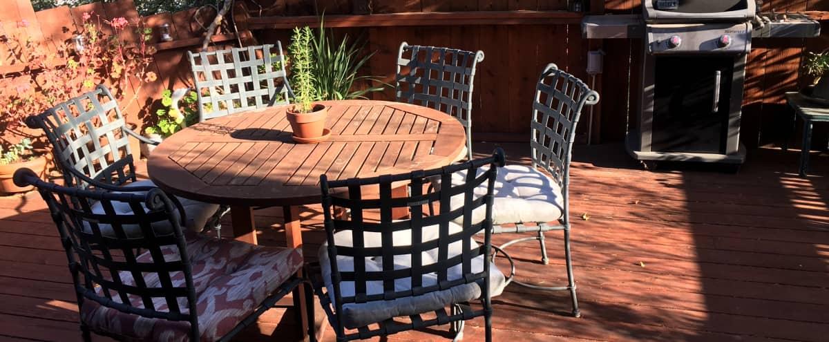 Garden Oasis - Perfect Getaway in SF! in San Francisco Hero Image in Bernal Heights, San Francisco, CA