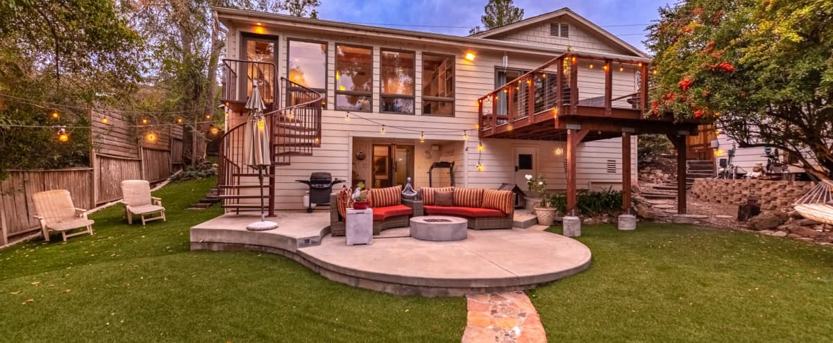 Malibou Lake house and Dock with amazing views in Agoura Hero Image in undefined, Agoura, CA