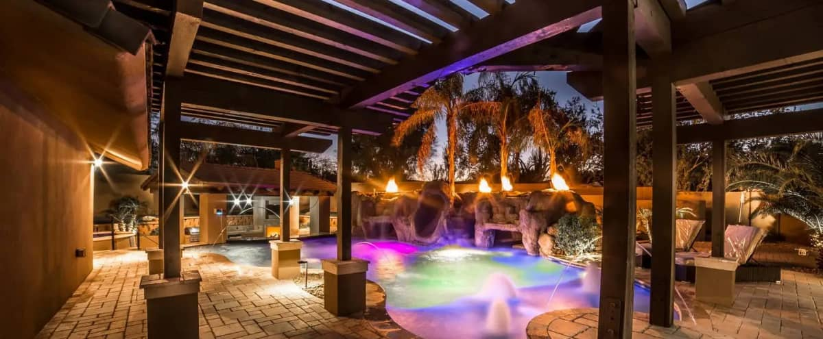 Private Luxury Resort House in Paradise Valley Hero Image in Paradise Valley Village, Paradise Valley, AZ