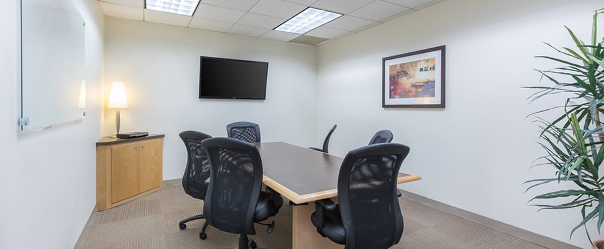 COVID -19 MAJOR DISCOUNT! 3 Person Professional Meeting Room in Culver City in Culver City Hero Image in Fox Hills, Culver City, CA
