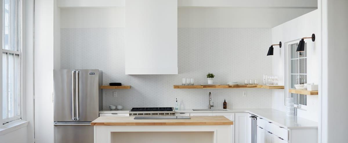 Elegantly Lit NOMAD Kitchen 6 in New York Hero Image in Midtown Manhattan, New York, NY