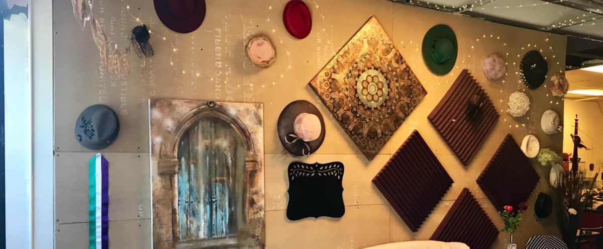 Eclectic Deconstructed Artsy Creative Space in Los Angeles Hero Image in Central LA, Los Angeles, CA