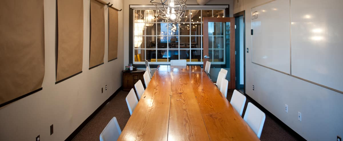 Urban Creative Meeting Space in Downtown Seattle in Seattle Hero Image in Belltown, Seattle, WA