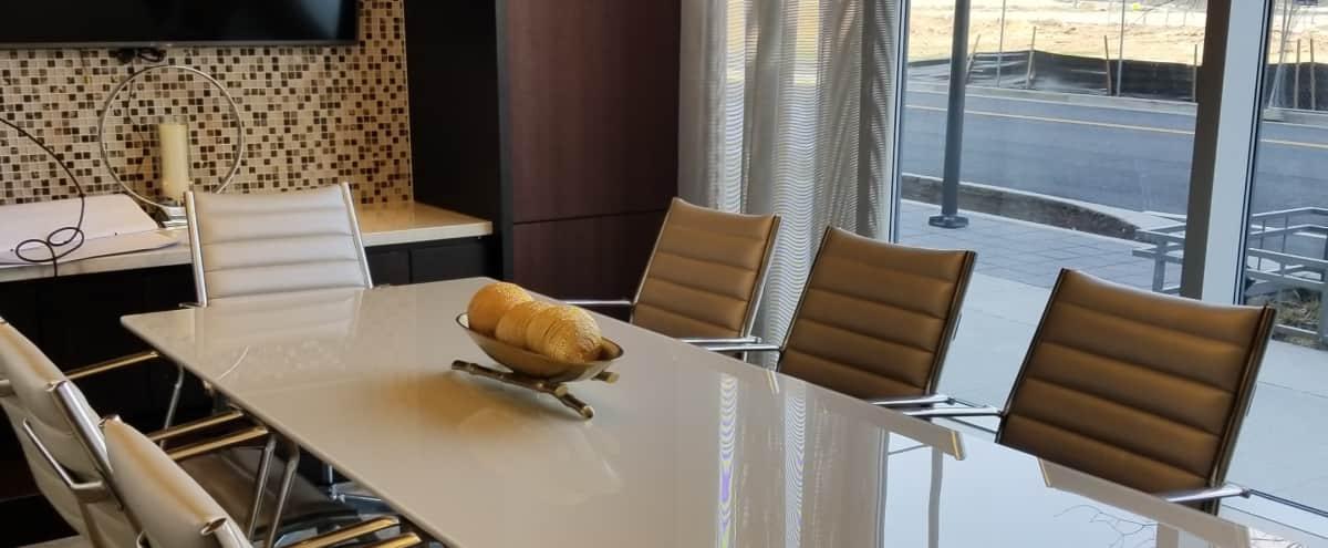 Luxury Meeting Room - Clean & Polished in Mclean Hero Image in undefined, Mclean, VA