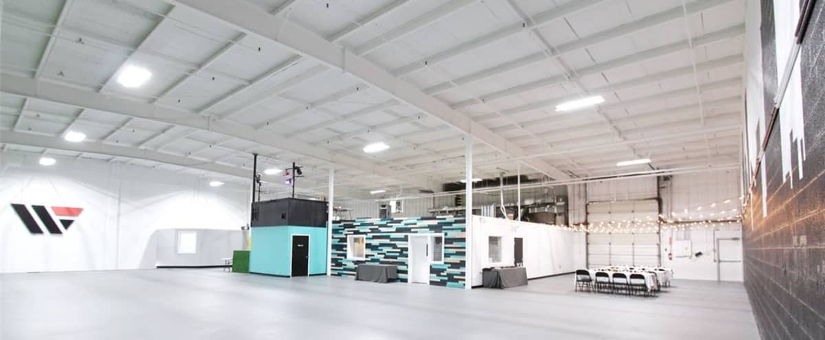 Industrial, Modern, Tech Friendly, Fun, Wide-Open Event Space in Arbutus Hero Image in undefined, Arbutus, MD