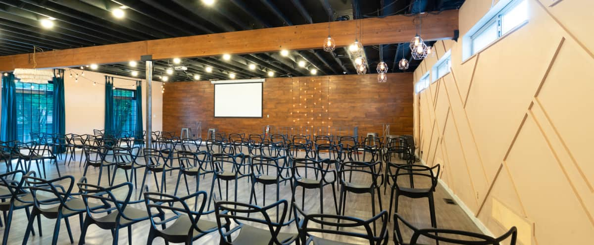 Modern Inspired Event Space in Vancouver Hero Image in East Vancouver, Vancouver, BC