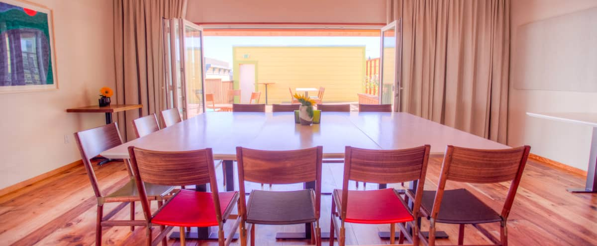 Guesthouse for Private Dining, Parties, Meetings, and Off-site Events in San Francisco Hero Image in Potrero Hill, San Francisco, CA