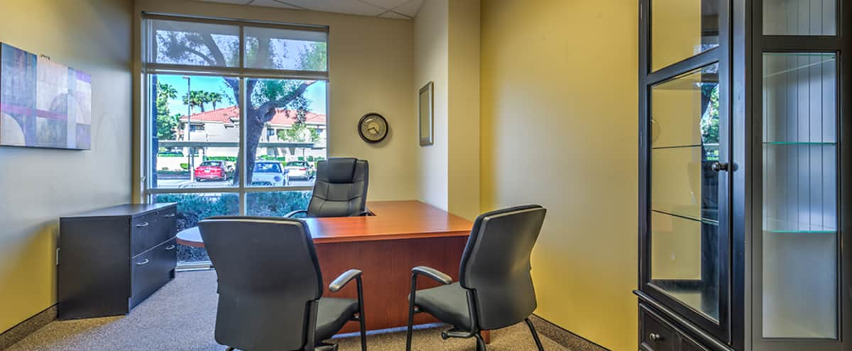 Henderson Private Office: Meetings, quiet work space, modern look in Henderson Hero Image in Gibson Springs, Henderson, NV