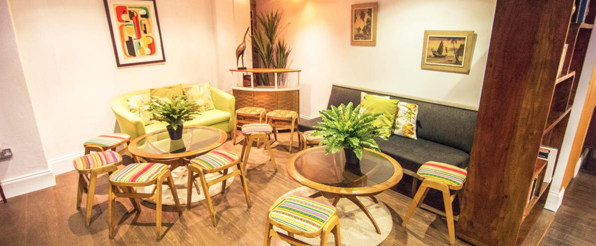 Creative & Cosy Meeting space in Covent Garden in London Hero Image in Covent Garden, London,