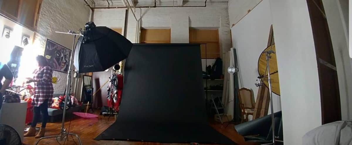 Industrial Photo Studio with Great Lighting in Passaic Hero Image in undefined, Passaic, NJ