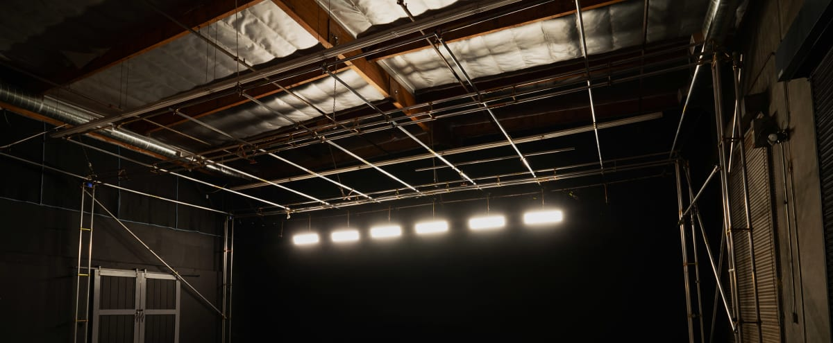 Black Void Stage with Light Grid in San Gabriel Hero Image in undefined, San Gabriel, CA