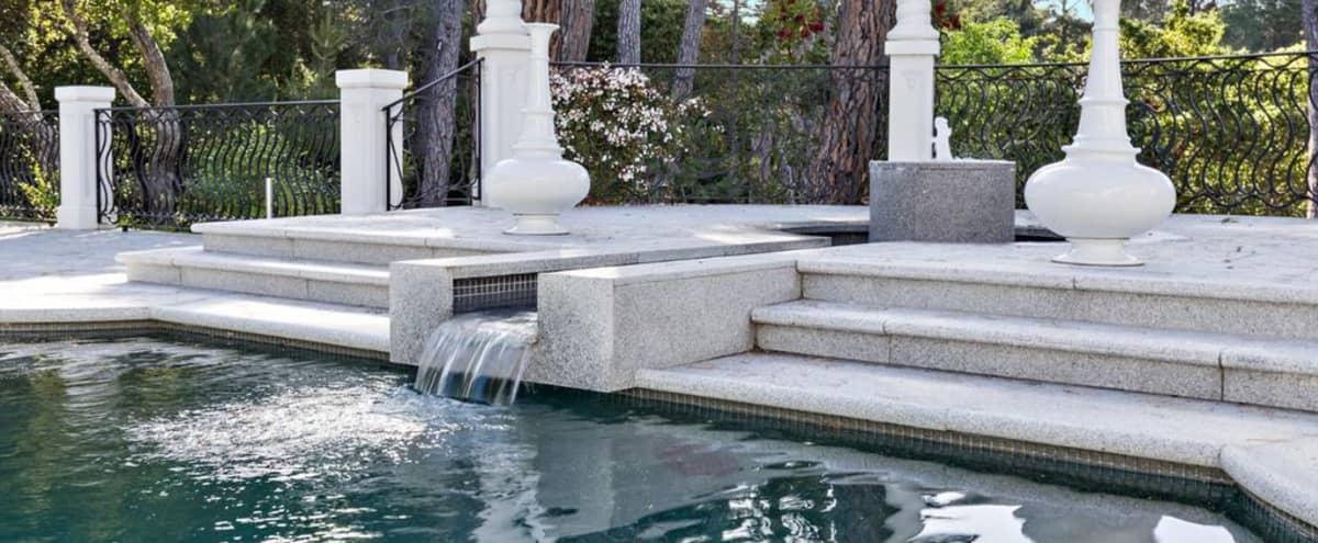 Luxurious Mansion on 2.5 Acres for Entertaining in Hillsborough Hero Image in Carollands, Hillsborough, CA
