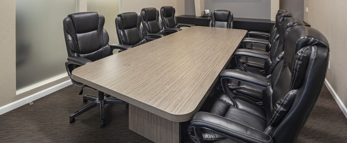 Executive 12 Person Board Room w/ TV in Roseville Hero Image in Cresthaven, Roseville, CA