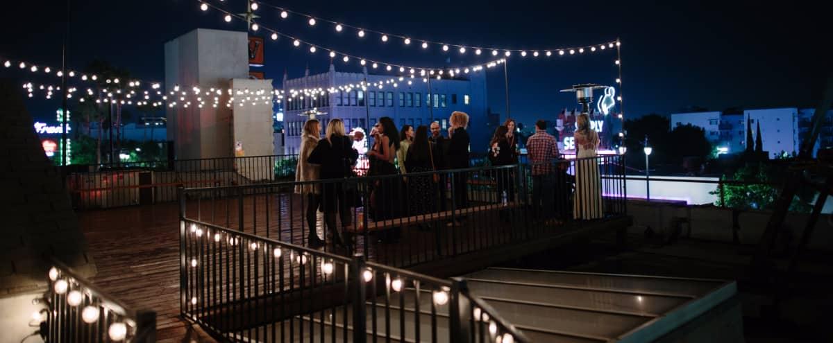 Amazing Event Venue w/ Rooftop Overlooking Hollywood Boulevard in Los Angeles Hero Image in Central LA, Los Angeles, CA