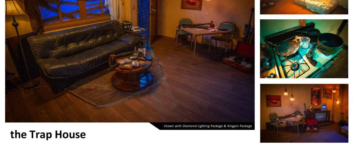 Grungy Trap House Apartment Set in Los Angeles Hero Image in Central LA, Los Angeles, CA