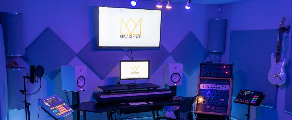 Spacious Recording Studio in Midtown NY in New York Hero Image in Midtown Manhattan, New York, NY