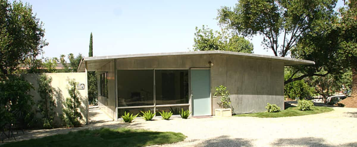 1947 Mid-Century Prefab Aluminum Home (Historic Landmark) in South Pasadena Hero Image in undefined, South Pasadena, AL