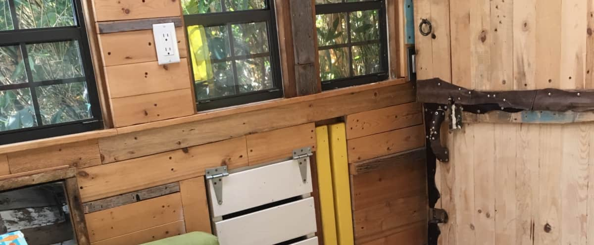 Hollywood treehouse /tiny home in Los Angeles Hero Image in Central LA, Los Angeles, CA