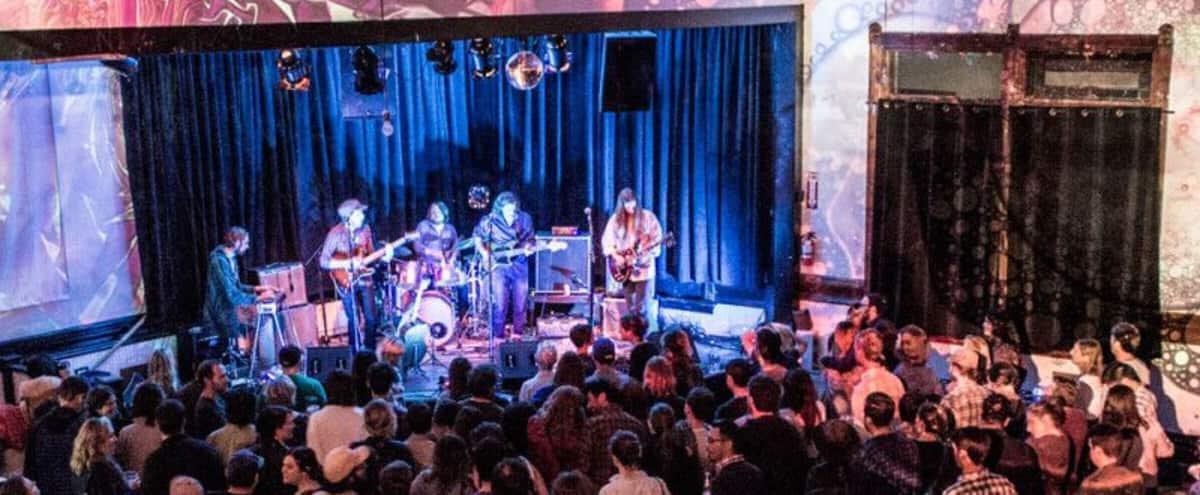 Second Story Historic Oakland Ballroom & Bar in Oakland Hero Image in Downtown Oakland, Oakland, CA