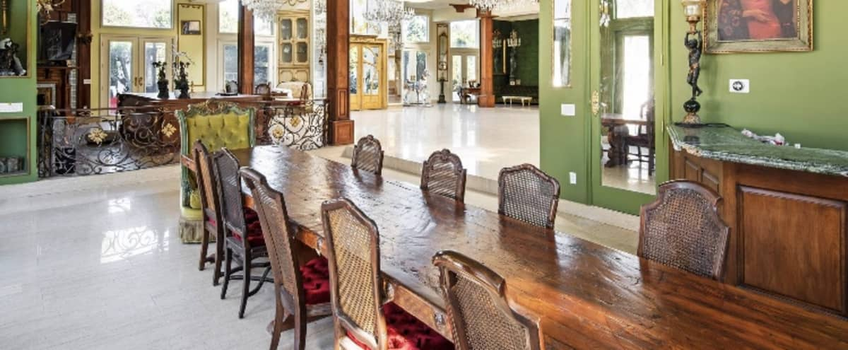 French style Mansion in gated community in Brentwood Estates in Los Angeles Hero Image in Brentwood, Los Angeles, CA
