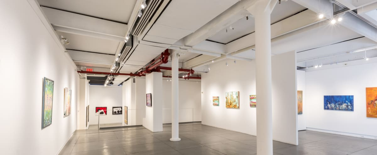 Bring Your Story to Life through this Exquisite Gallery Space in Chelsea's Art District in New York Hero Image in Chelsea, New York, NY