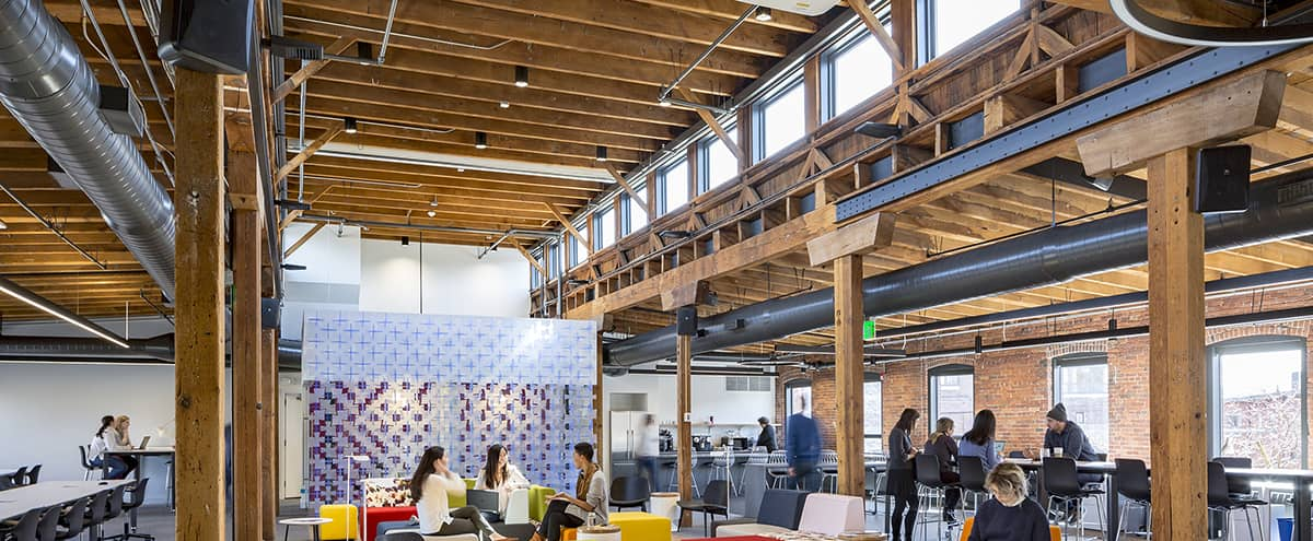 Stunning Workspace in A Historic Brick Mill Building in Watertown Hero Image in undefined, Watertown, MA
