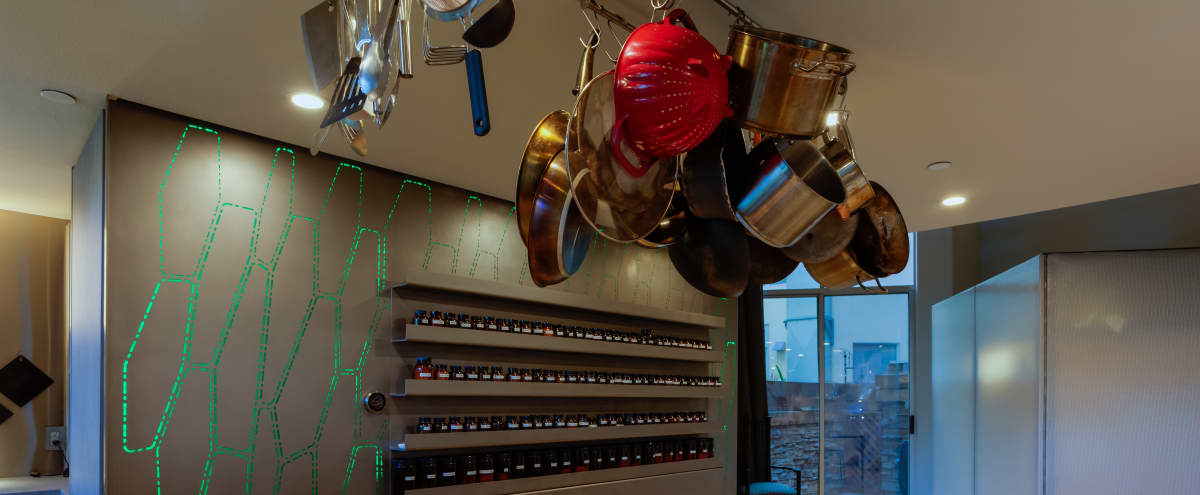 Gorgeous Designer Loft with Unique Architectural Features in San Francisco Hero Image in South of Market, San Francisco, CA