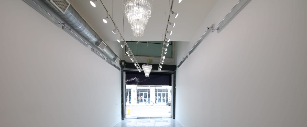Bright Storefront with High Ceilings in Los Angeles Hero Image in Central LA, Los Angeles, CA