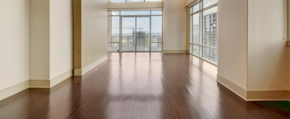 Penthouse Model Apartment With Views of Austin Area in Austin Hero Image in Downtown, Austin, TX