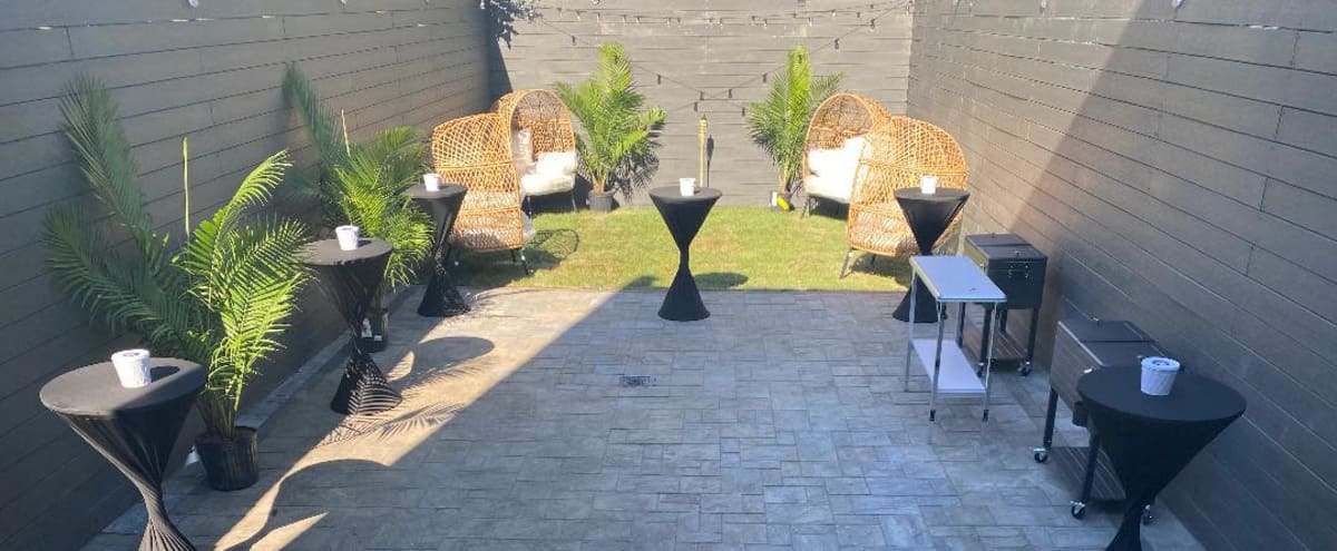 Beauty In The East - Modern Duplex with Opened Lower Level and Outdoor Space Perfect for Intimate Gatherings in Brooklyn Hero Image in East New York, Brooklyn, NY