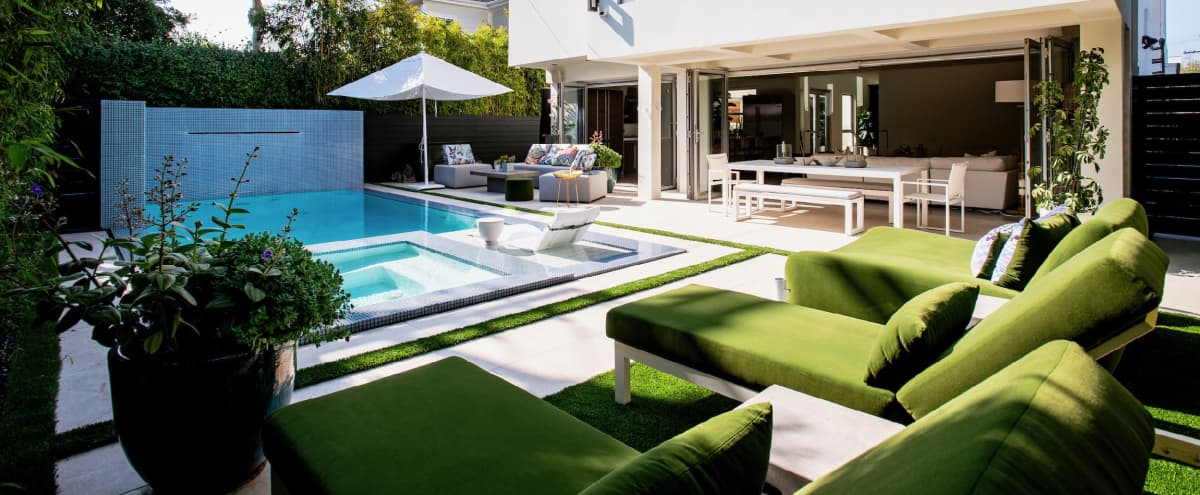Chic and Fun Modern Home - Beverly Hills/West Hollywood Adjacent/Grove in LOS ANGELES Hero Image in Central LA, LOS ANGELES, CA