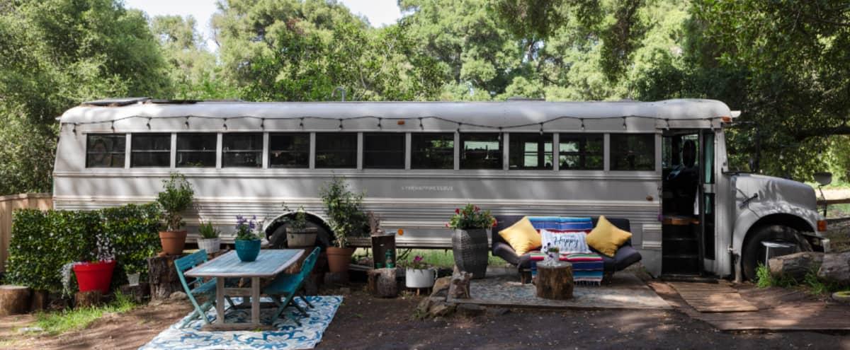 The World Famous Happiness Bus at The Malibu Retreat in Malibu Hero Image in undefined, Malibu, CA