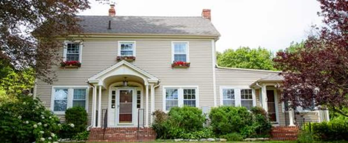 Spacious & Renovated New England Colonial Estate in Pomfret Hero Image in undefined, Pomfret, CT