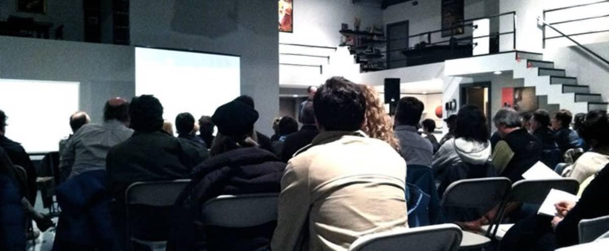 Meetings & Presentations in Multi-Level Spacious Studio in Seattle Hero Image in Queen Anne, Seattle, WA