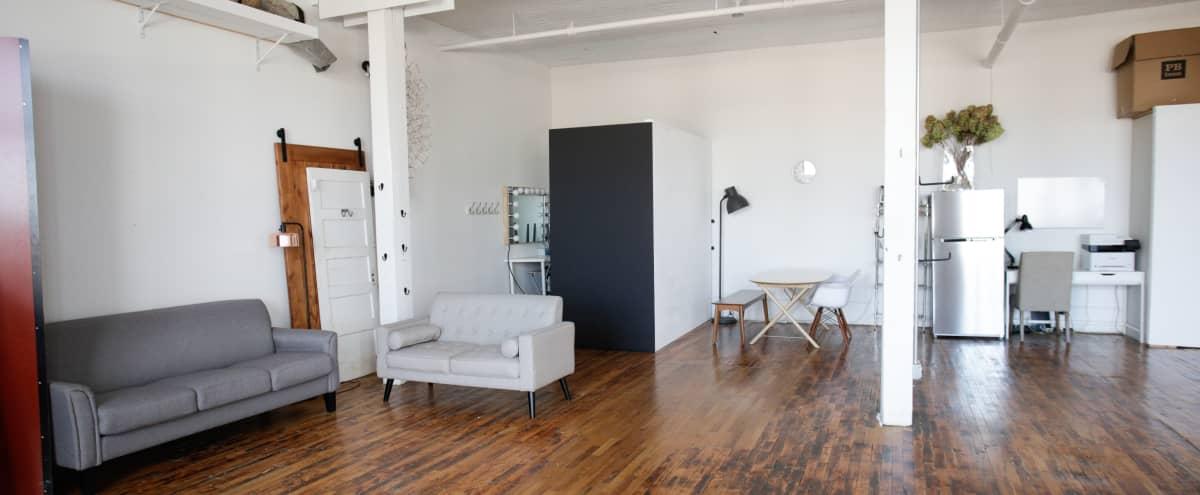 Spacious, Bright Studio in East Williamsburg in Brooklyn Hero Image in East Williamsburg, Brooklyn, NY