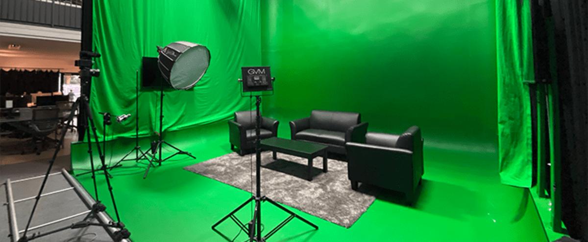 Full Production Green Screen Studio in miami Hero Image in undefined, miami, FL
