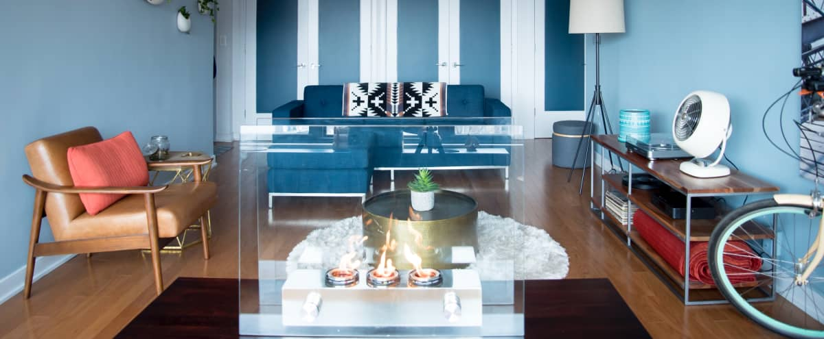 Open Concept Hip Jersey City Apartment in Union City Hero Image in undefined, Union City, NJ