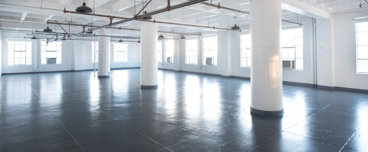 DTLA Bohemian Studio with Skyline Views / 5600 SF / AC / Photo, Video, Events in Los Angeles Hero Image in South Los Angeles, Los Angeles, CA