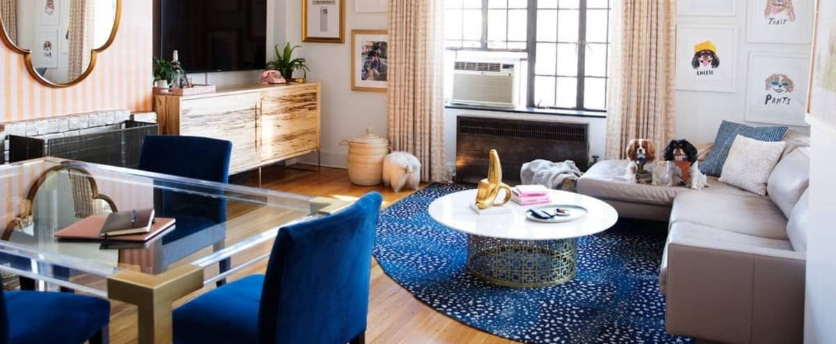 Charming, Light and Bright Professionally Decorated Apartment in New York Hero Image in Midtown, New York, NY