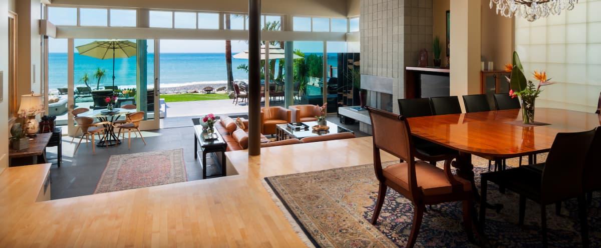 Large Asian-inspired Soft Contemporary Luxury Beach House in Capistrano Beach Hero Image in undefined, Capistrano Beach, CA