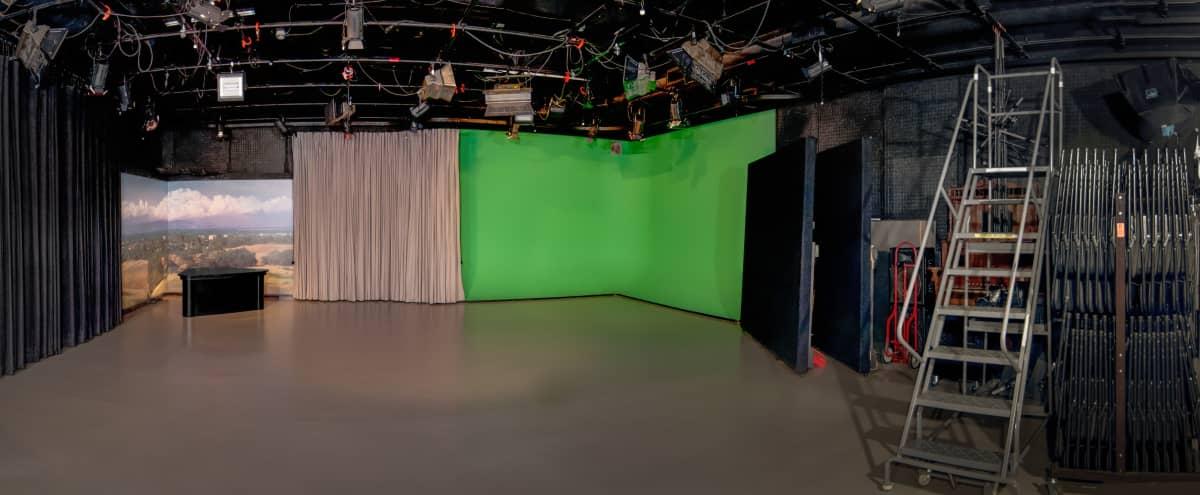 Large Professional High Definition Television Studio in Palo Alto Hero Image in undefined, Palo Alto, CA